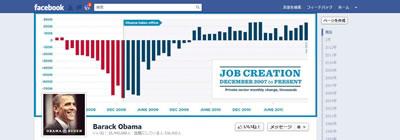 Facebook | Barack Obama